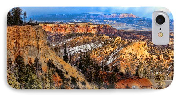 Bryce Canyon  Phone Case by Marti Green