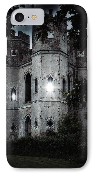 Castle IPhone Case by Joana Kruse