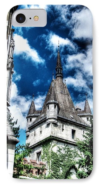 Church Budapesht   IPhone Case by Yury Bashkin