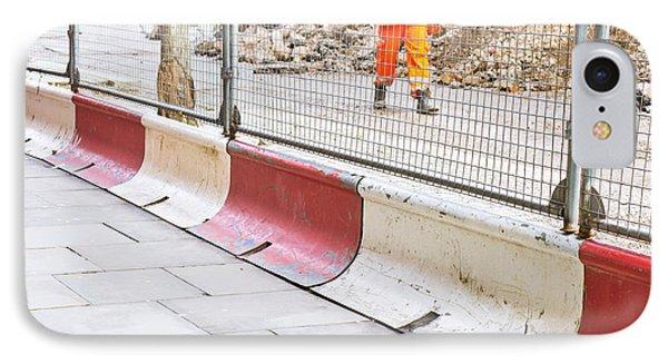 Construction Site IPhone Case