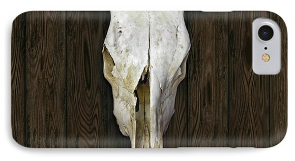 Cow Skull IPhone Case