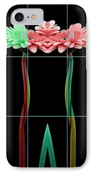 Daisy Flowers IPhone Case