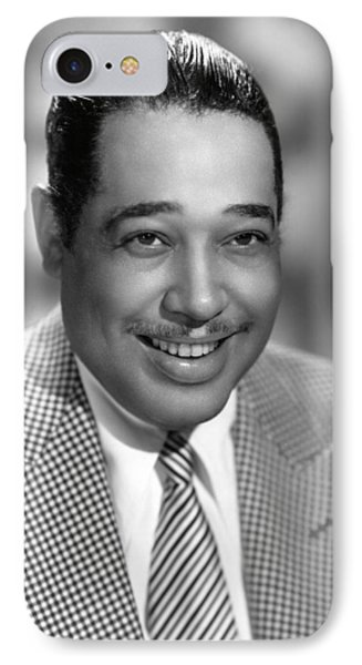 Duke Ellington (1899-1974) Phone Case by Granger