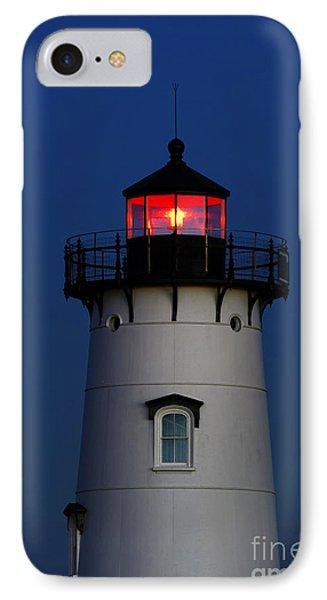 Edgartown Lighthouse Phone Case by John Greim