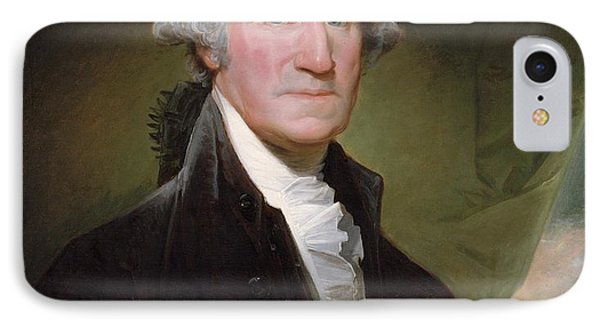 George Washington Phone Case by Gilbert Stuart