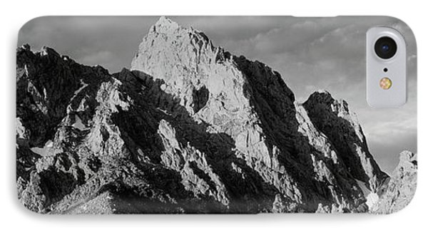 Grand Teton Park, Wyoming, Usa IPhone Case by Panoramic Images