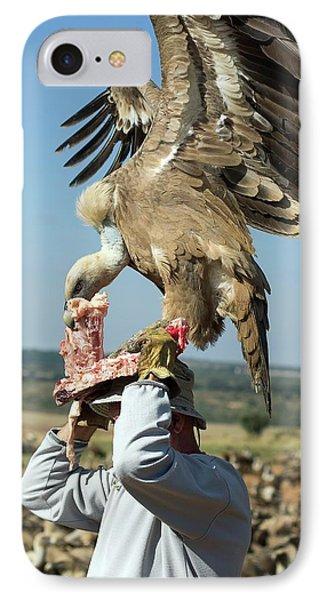Griffon Vulture Conservation IPhone 7 Case