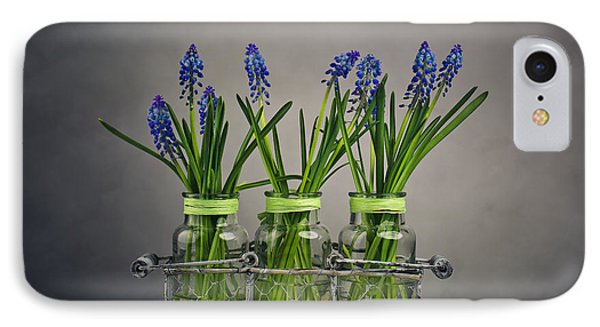 Hyacinth Still Life IPhone Case