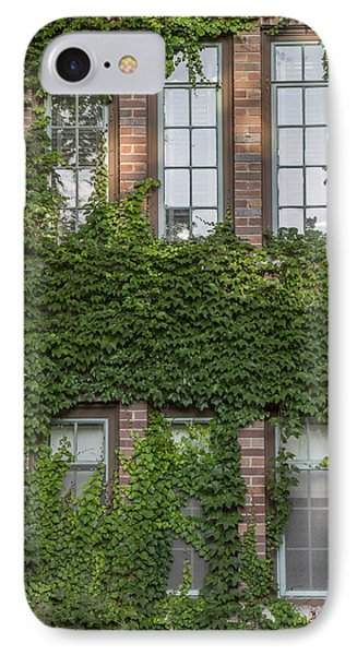 6 Ivy Windows Photograph By John Mcgraw