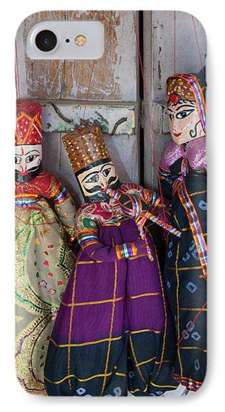 Kathputli, Traditional Rajasthani IPhone Case