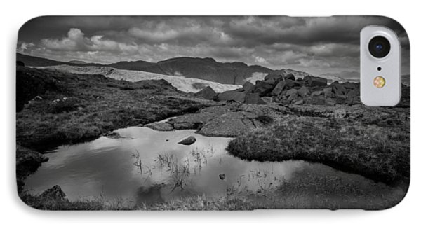 Langdale IPhone Case by Mike Taylor
