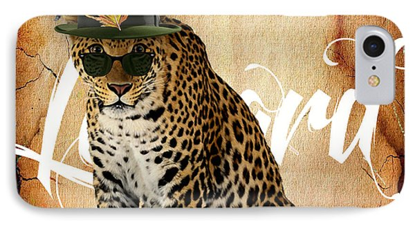 Leopard Collection IPhone Case