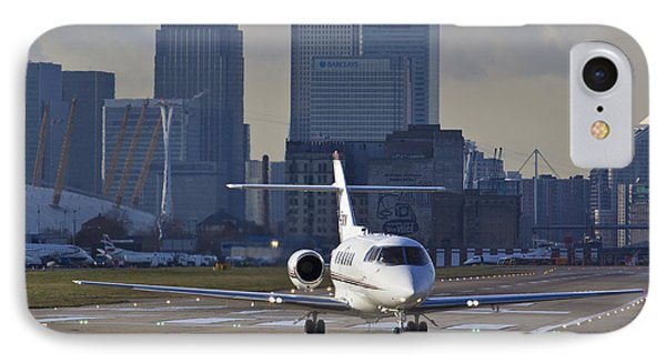 London City Airport IPhone Case