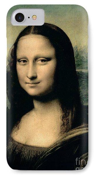 The iPhone 7 Case - Mona Lisa by Leonardo Da Vinci
