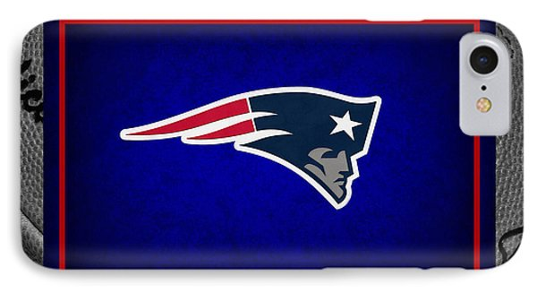 New England Patriots Phone Case by Joe Hamilton