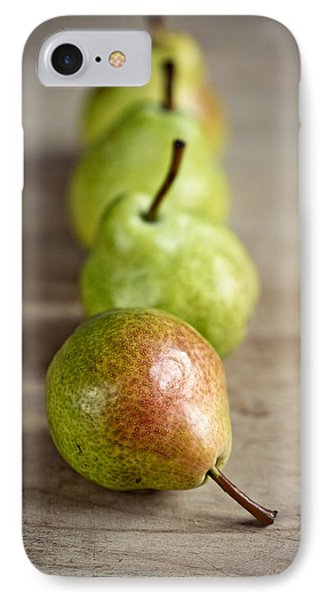 Pear iPhone 7 Case - Pears by Nailia Schwarz