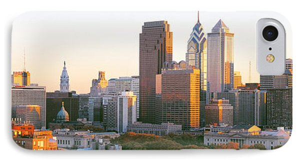 Philadelphia, Pennsylvania, Usa IPhone Case by Panoramic Images