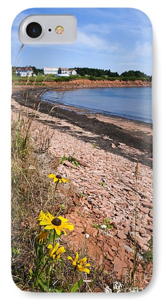 Prince Edward Island Coastline IPhone Case by Elena Elisseeva