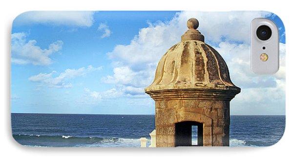 Puerto Rico, San Juan, Fort San Felipe IPhone Case