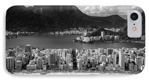 Rio De Janeiro City IPhone Case