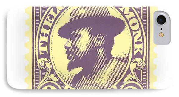 Thelonious Monk -  The Unique Thelonious Monk IPhone Case