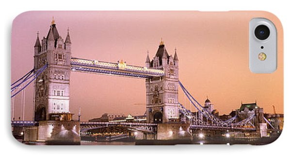 Tower Bridge London England IPhone Case