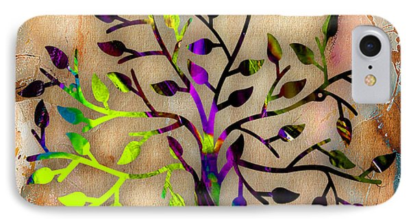 Tree Of Life Painting IPhone Case