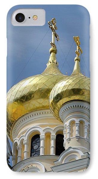 Ukraine, Yalta Exterior Of Saint IPhone Case by Cindy Miller Hopkins