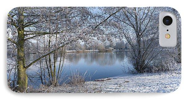 Winter IPhone Case by Svetlana Sewell