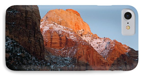 Zion National Park, Utah IPhone Case