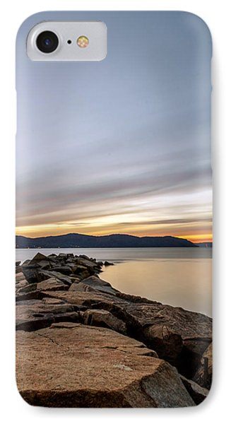 IPhone Case featuring the photograph 60secs Of Light by Anthony Fields