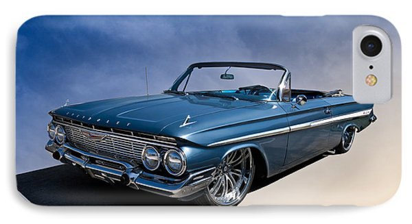 '61 Impala Phone Case by Douglas Pittman