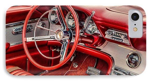 62 Thunderbird Interior IPhone Case