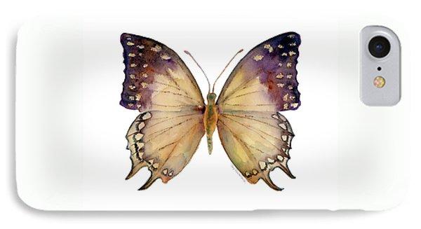 63 Great Nawab Butterfly Phone Case by Amy Kirkpatrick