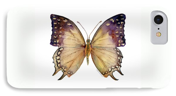 63 Great Nawab Butterfly IPhone Case by Amy Kirkpatrick