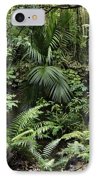 Jungle Phone Case by Les Cunliffe