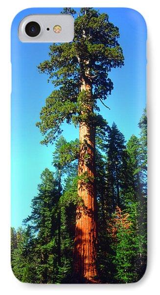 Usa, California, Sierra Nevada Mountains IPhone Case