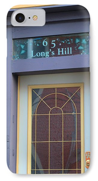 IPhone Case featuring the photograph 65 Long's Hill by Douglas Pike
