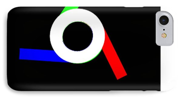 666 Phone Case by Bruce Iorio