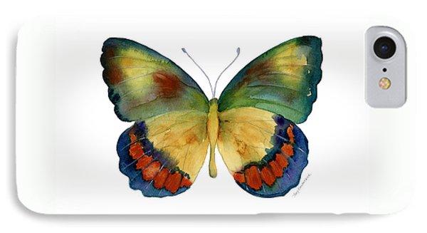 67 Bagoe Butterfly Phone Case by Amy Kirkpatrick