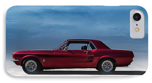 67 Mustang IPhone Case
