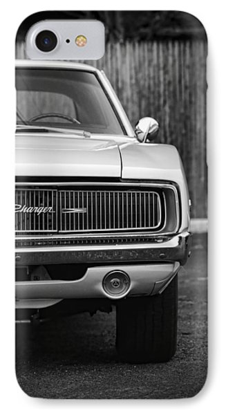 '68 Charger Phone Case by Gordon Dean II