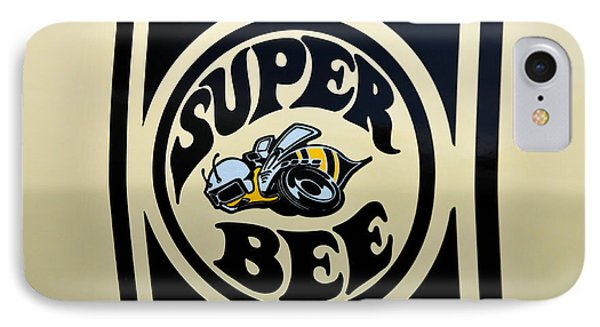 69 Dodge Super Bee IPhone Case by Thomas Schoeller