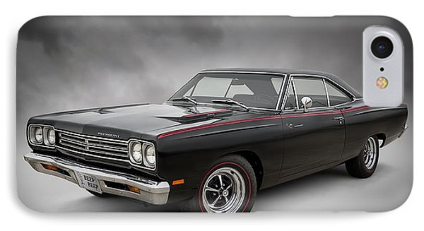 '69 Roadrunner IPhone Case by Douglas Pittman