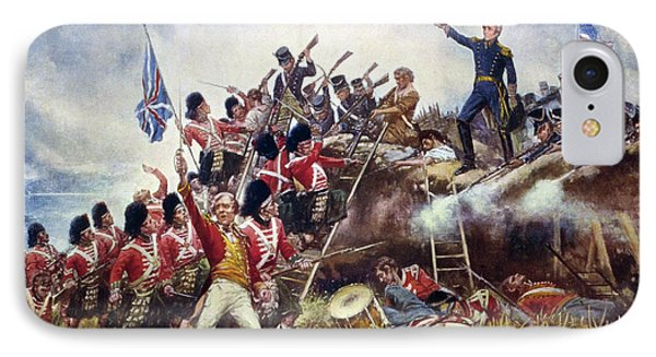 Battle Of New Orleans, 1815 IPhone Case by Granger