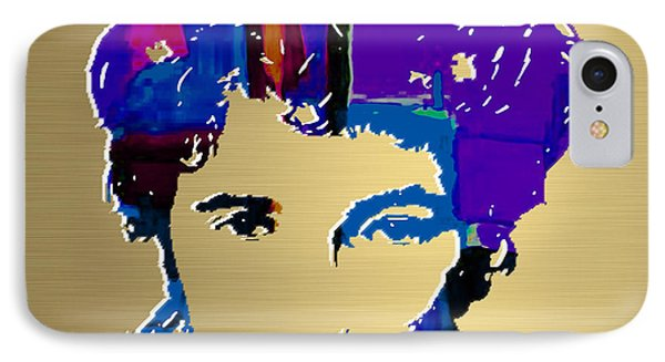 Bruce Springsteen Gold Series IPhone Case