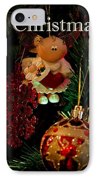Christmas IPhone Case by Ivete Basso Photography