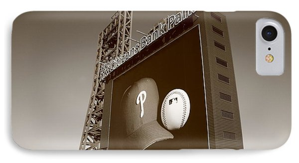 Citizens Bank Park - Philadelphia Phillies Phone Case by Frank Romeo