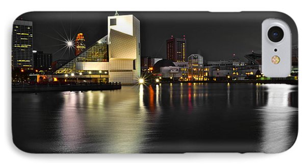 Cleveland Ohio Phone Case by Frozen in Time Fine Art Photography
