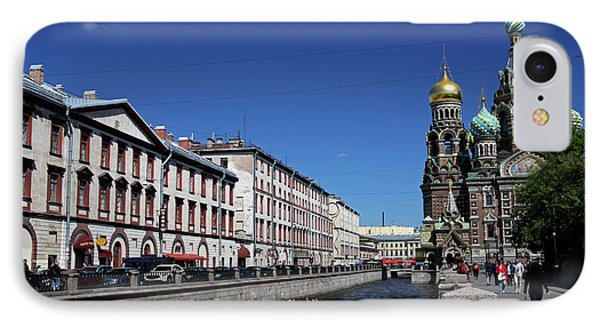 Europe, Russia, St IPhone Case